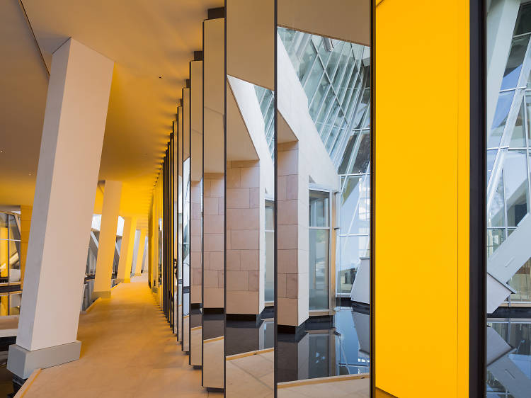 Catch big-hitting art shows at Fondation Louis Vuitton