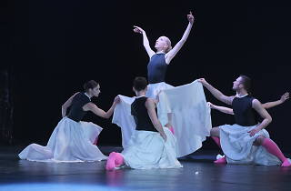 Ballet at the Croatian National Theatre in Rijeka
