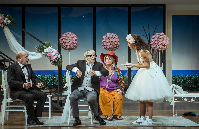 Una cita cómica con Joan Pera en el Teatro Condal