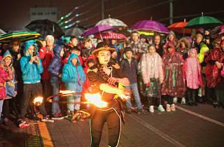 ECoC Street Performance