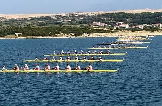 International 8W Rowing Regatta