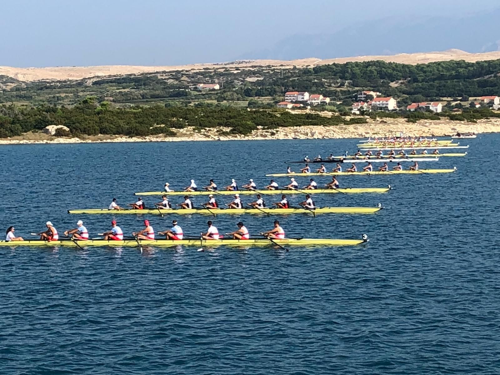 International 8W Rowing Regatta