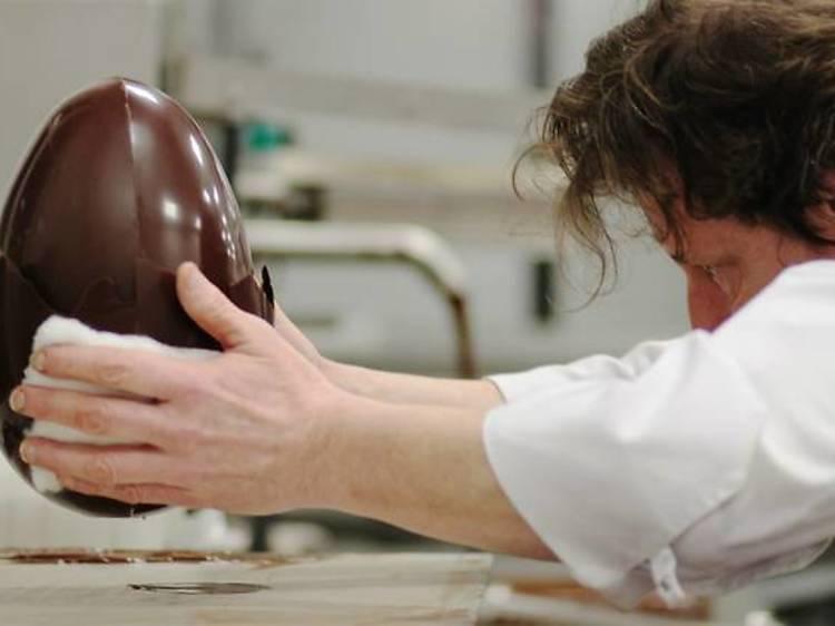 Se faire une orgie de chocolat chez Jacques Genin