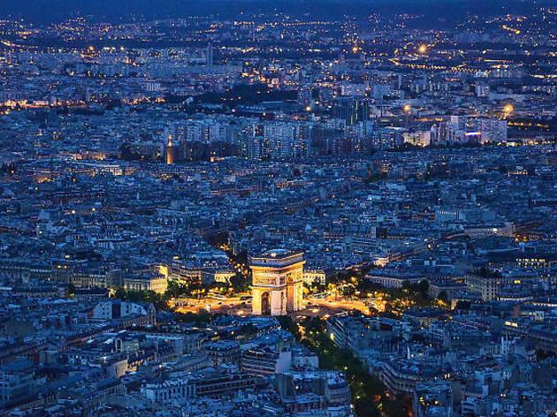 Que faire à Paris : 101 plans immanquables à faire à Paris