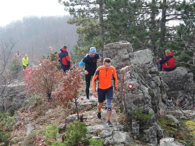 Papuk trek / trail