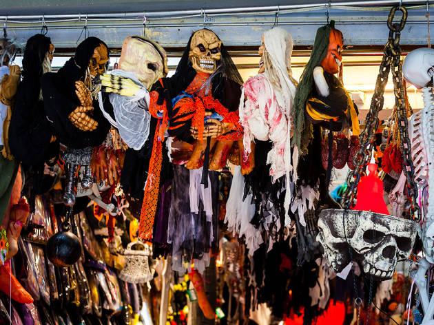 Disfraces halloween carnaval