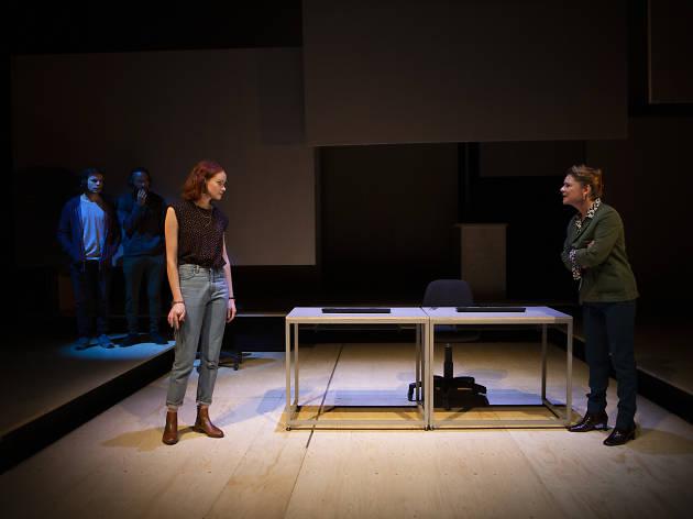 The Haystack, Hampstead Theatre, 2020