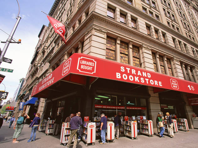 Books, books, hooray! The Strand is coming to the UWS with a new kids' section