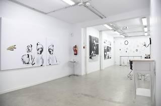 Galería de Arte a Ciegas