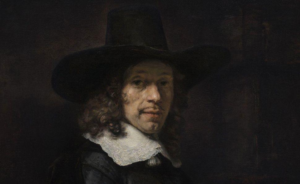 Rembrandt y el retrato en Ámsterdam