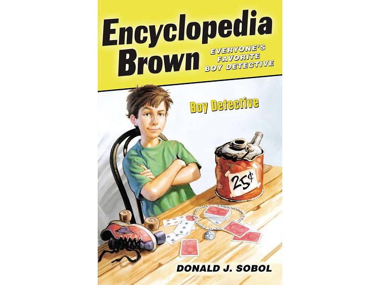 Encyclopedia Brown by Donald J. Sobol