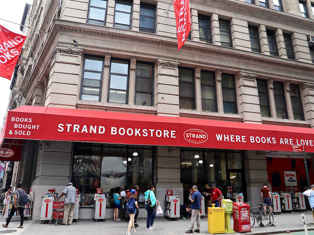 The Strand Bookstore is opening a brand-new location on the Upper West Side