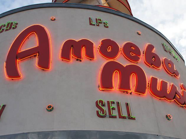 Amoeba Music Hollywood moving 2020