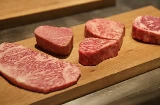 Carne Kobe en la CDMX