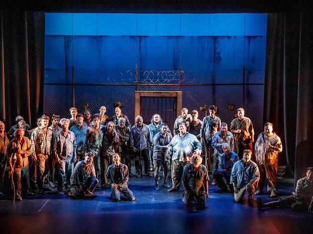 Fidelio Melbourne Opera 2020 supplied