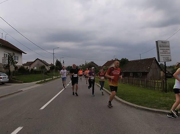 Lidl Cross Hill Run Križ
