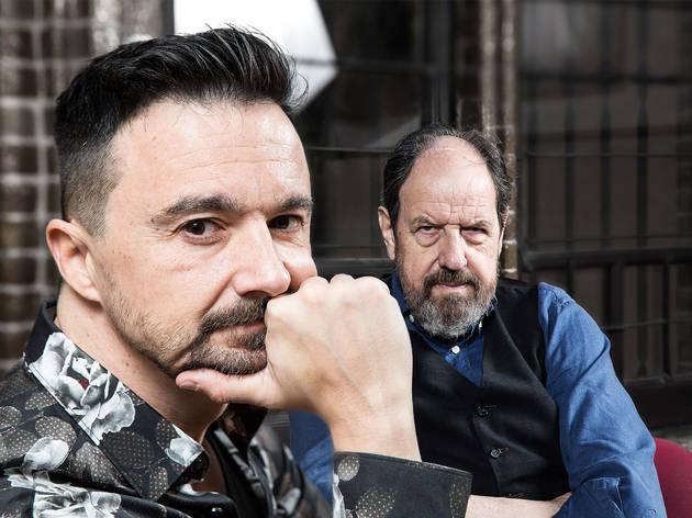 Guillem Clua i Josep Maria Pou