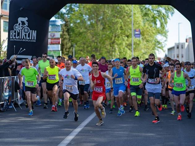 Čakovec Zrinski Half Marathon