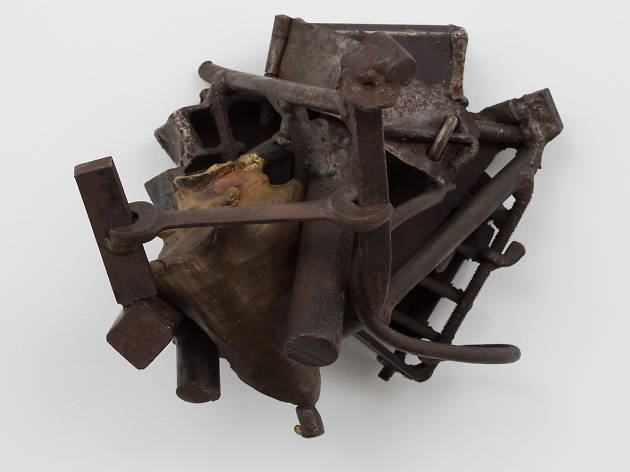 Melvin Edwards review