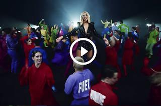 Videoclip de 'Physical'. Dua Lipa