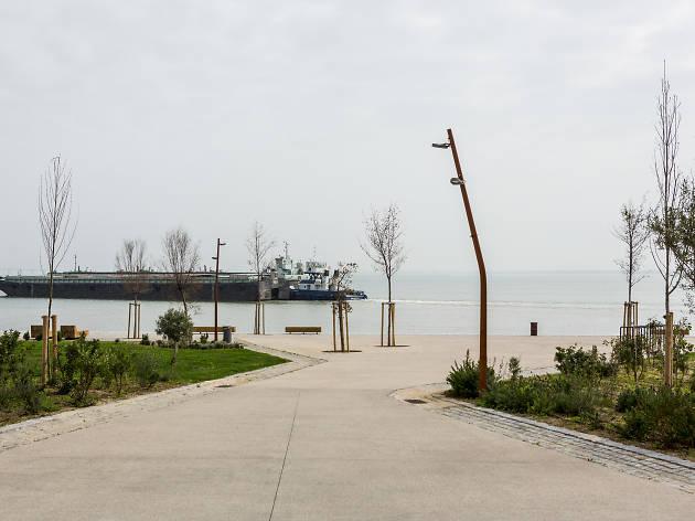 Parque Ribeirinho Oriental