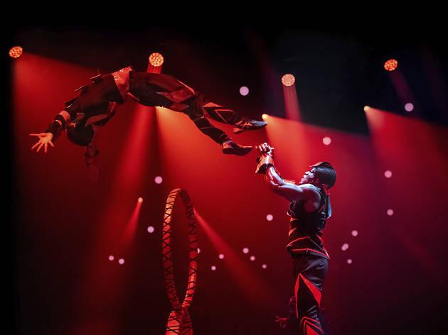 Cirque at Sea