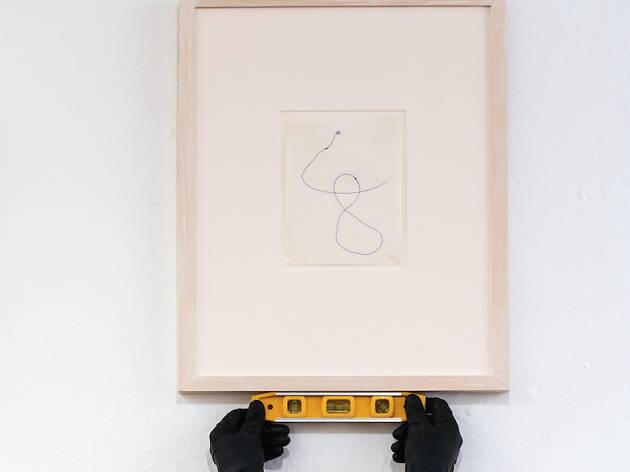 Miró. Constel·lació Llena
