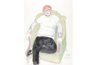 David Hockney: Video Brings Its Time to You, You Bring Your Time to Paintings and Drawings