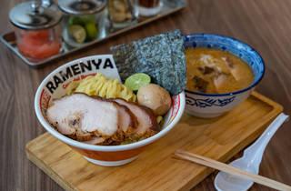 Rameyna, el restaurante que vino de Tokio con puro ramen y tsukemen