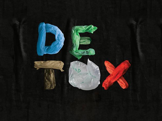 Detox plástico en la CDMX para cuidar el medio ambiente