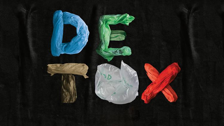 Detox de plástico de un solo uso en la CDMX