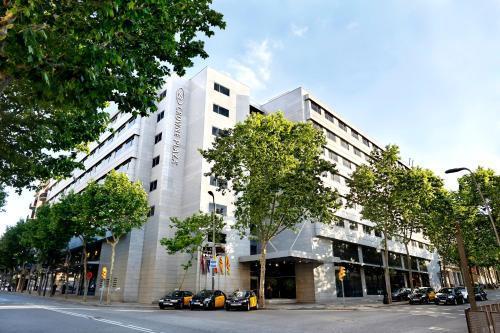 Crowne Plaza Barcelona Fira Center 4*Sup