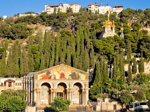 Celebrate Easter in Israel in these stunningly beautiful churches