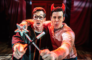 Potted Potter Seymour Centre 2020 supplied