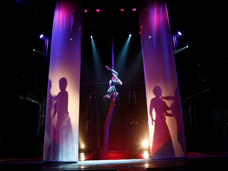 Best show pubs and burlesque clubs in Tokyo
