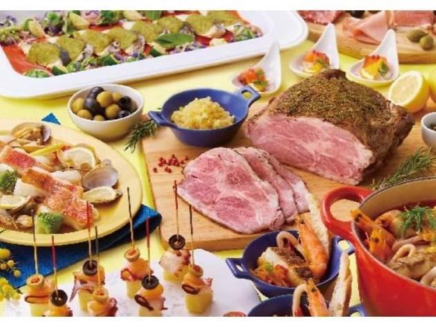 春の地中海料理&スパイス・ハーブ