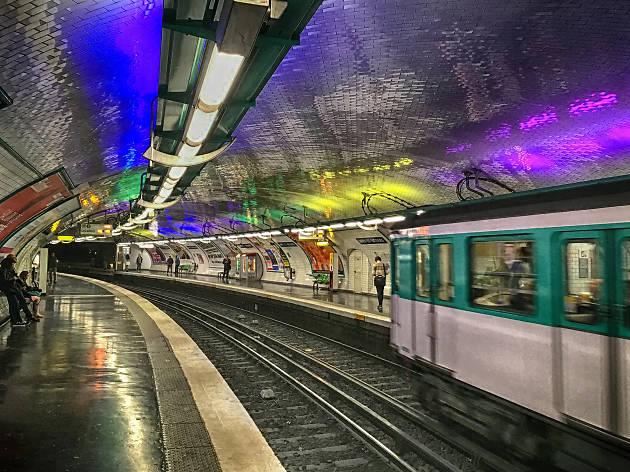 Arts et Métiers station
