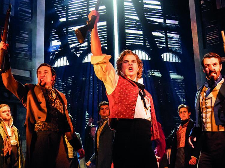 Les Misérables review