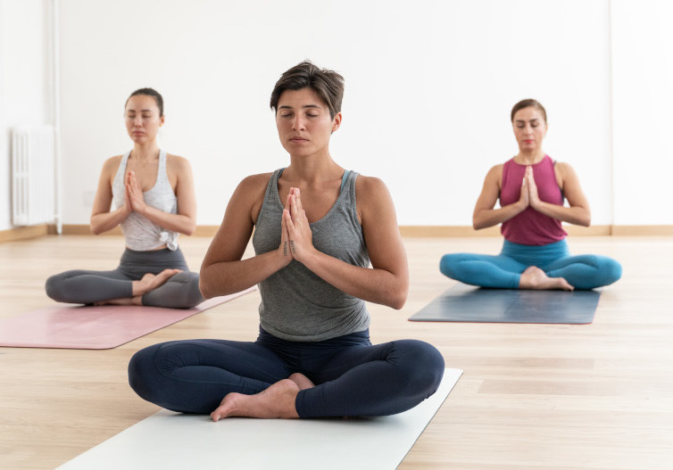 Get your zen on from home with these digital yoga classes offered by local studios