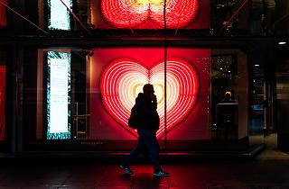 Valentines Couple's Photo Walk