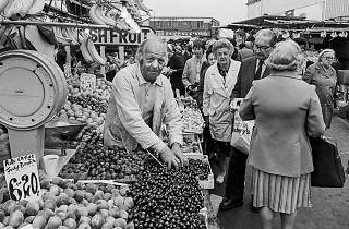 Ridley Road Market, 1981