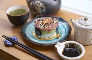 Sushi Cupcake