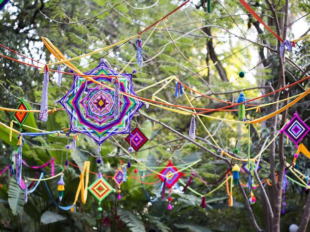La Isla B (Foto: Cortesía Carnaval de Bahidorá)