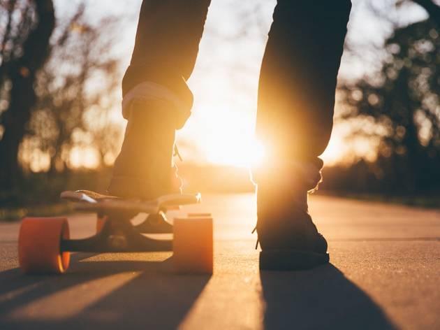 skatepark de Monsanto