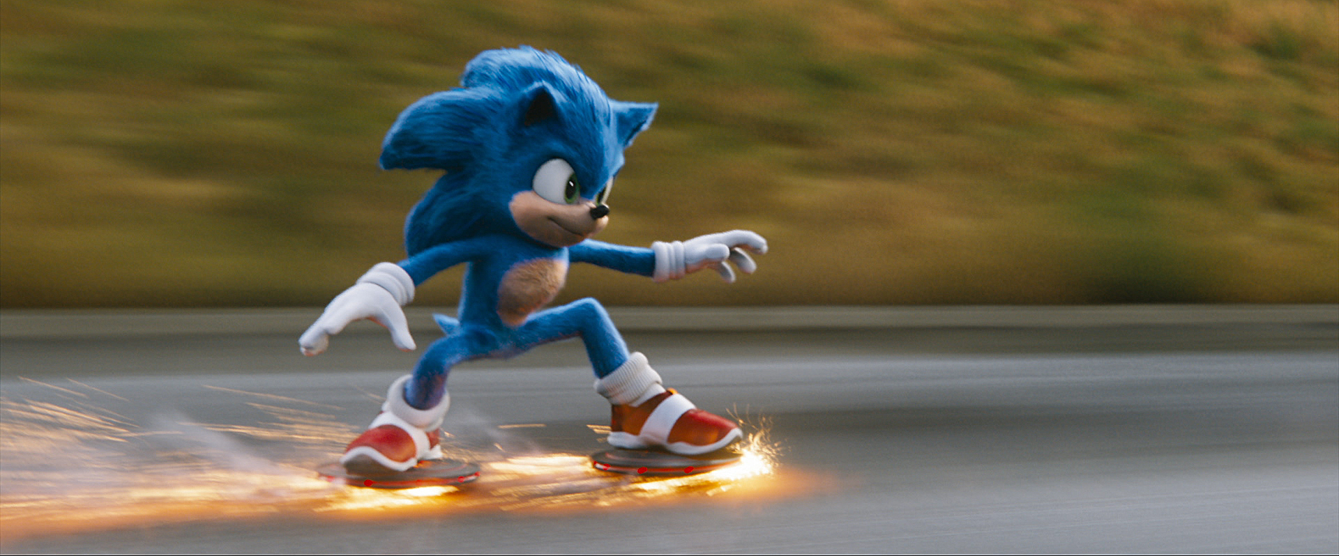 Review: Sonic the Hedgehog