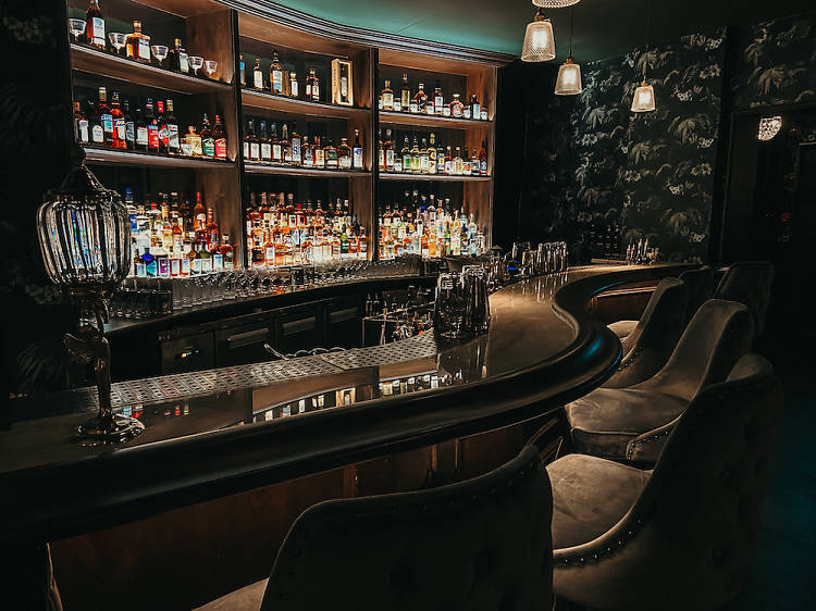 The most romantic bars in Singapore