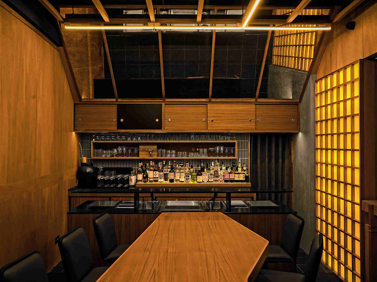 The best secret bars in Singapore