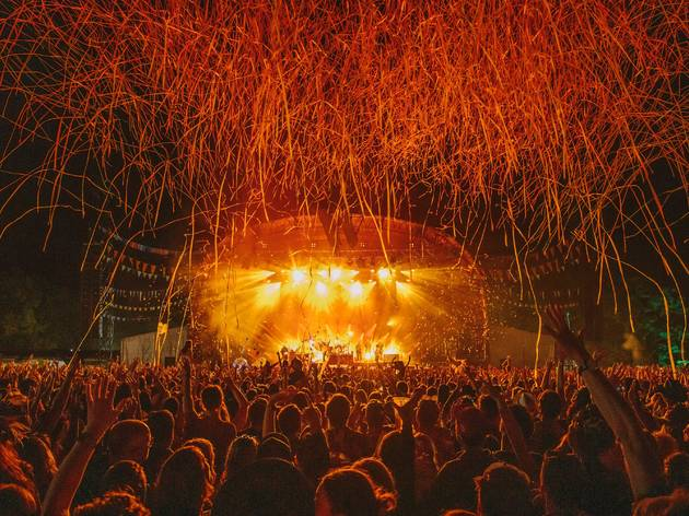 Wilderness has Loyle Carner, Supergrass and Foals