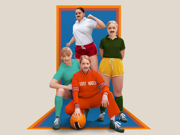 'Shorts and Socks Included' at New Diorama Theatre
