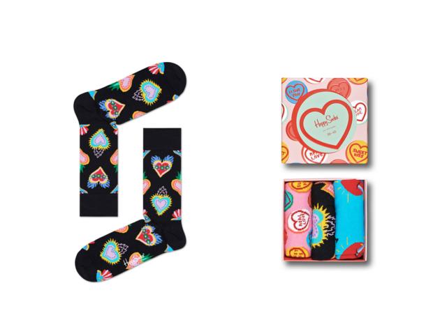 Happy Socks para San Valentín